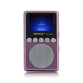 1.4 Inch  MP3 Player with Long Battery Time (4GB)