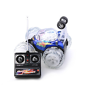Thunder Tumble RC Car Remote Control Vehicle with Music