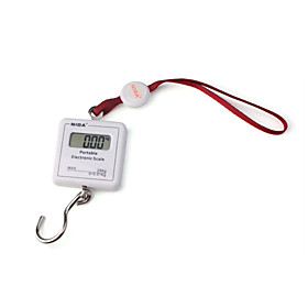 Portable Electronic luggage Scale,1 CR2032 Battery(Included)