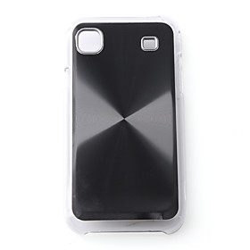 Protective Aluminium Case For Samsung i9000 - Black