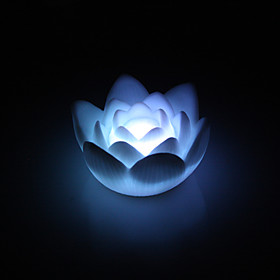 Charming Lotus Multi-color Light (3 AG13)(7591124)