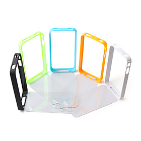 Protective Case   Data Jack Anti-Dust Kit for iPhone 4 (5-Pack)