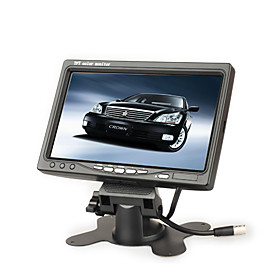 7-Zoll-TFT-LCD-Auto stand / Kopfsttze Farbmonitor-Kopfsttzenrahmen-Stand braket (szc6134)