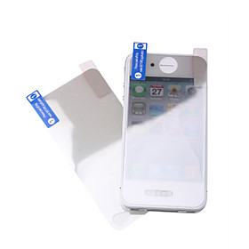 Screen Guard Protector   Cleaning Cloth for iPhone 4 (2 Pack)