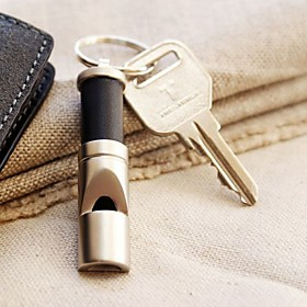 Voice of Love Whistle Keyring in Velvet Gift Bag