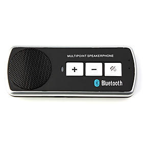 Bluetooth Speakerphone Handsfree Car kit for iPhone 4/3G/3GS