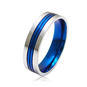 Fashion Man's Lord Of The Rings Fastness Titanium Steel Ring (RSS7)