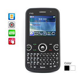 Celular F026 Con Teclado Qwerty  Java Y Tv