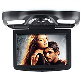 11 Inch Flip Down Car DVD Player with FM  Wireless Game USB/SD