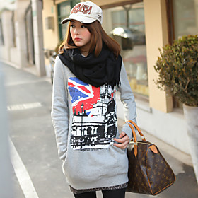 3seasons 2011 London Flag Long Sweater