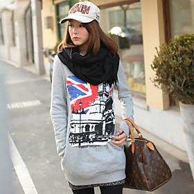 3seasons 2011 London Flag Long Sweater