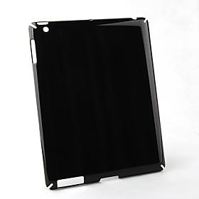 Hard Back Case Cover for Apple iPad 2 (Black)
