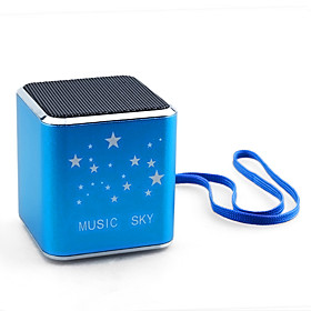 Rechargeable Mini MP3 Speaker With TF Slot