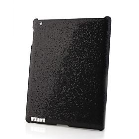 Glitter Case Skin Cover for Apple iPad 2 (Black)