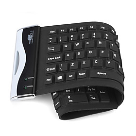 Flexible USB Keyboard (104 Keys)