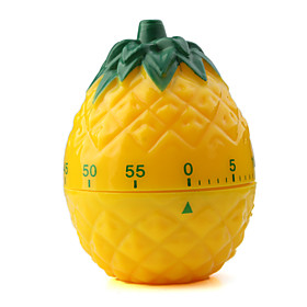 Kitchen Timer Cute Pineapple      FREE SHIPPING