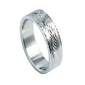 Fashion Man's Titanium Steel Ring (RSS23)