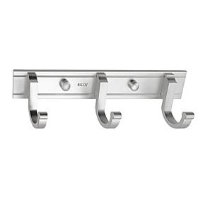 Aluminum Robe Hook(1041-LES-H07-3)