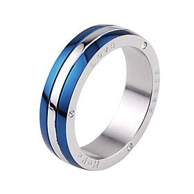 Man's Fastness Titanium Steel Ring
