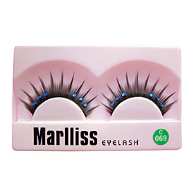 1 Pair Fancy Fashion False Eyelash 069