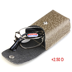 Unisex Presbyopic Glasses 2.50D