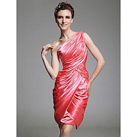 Vestido De Seda Elastica