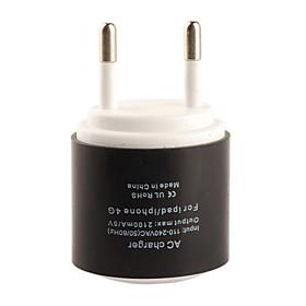 EU Plug USB AC Charger for iPhone  iPad