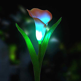 Solar LED Flower Light (1049-CIS-28060)