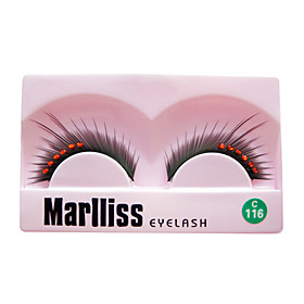 1 Pair Fancy Fashion False Eyelash 116