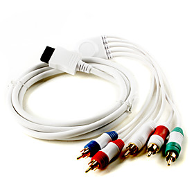 Component Audio and Video AV Cable for Wii 1.8m