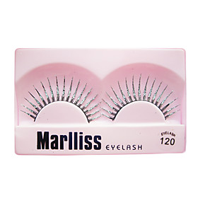1 Pair Fancy Fashion False Eyelash 120