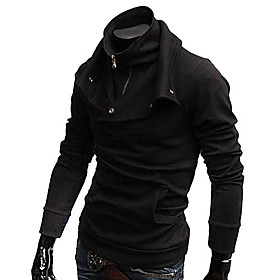 Men Slim Fit Special Pocket Design Hooded Jackets with Double Collar Multi Color Available