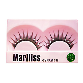 1 Pair Fancy Fashion False Eyelash 067