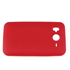 Protective Silicone Case for HTC Desier HD Color Random
