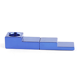 Magnetic Click Pipe(Blue)