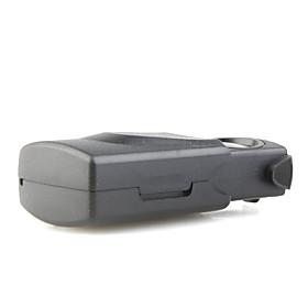 30x18mm Pull-Type Keychain LED Illuminated Magnifier