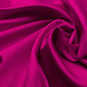 Satin/ Chiffon/ Taffeta/ Organza/ Matte Satin/ Elastic Woven Satin/ Silk Like Satin Fabric By The 1/2 Yard