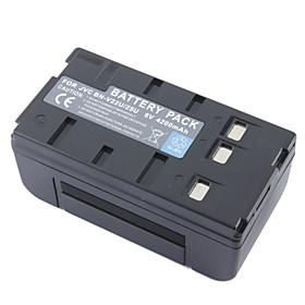 Replacement Digital Camera Battery V25U for JVC BN-V11U and More