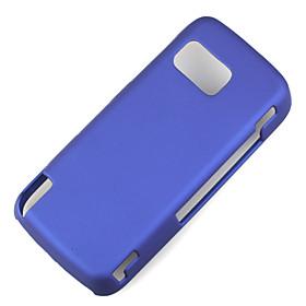 Hard Rubber Case Cover For Nokia 5800 Color Random