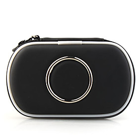 Hard Protective Carrying Case for PSP Black
