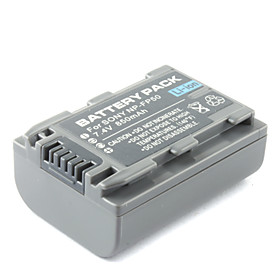 Replacement Digital Camera Battery NP-FP50 for Sony 20E