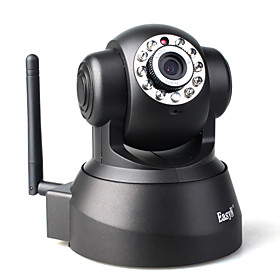 Wireless Surveillance IP Camera (WiFi, Night Vision, Motion Detection)