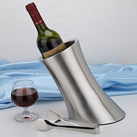 Stainless Steel Wine Bottle Cooler Holder