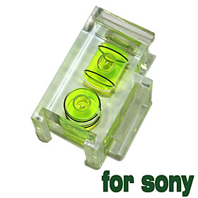 Daul Axis Spirit Level Gradienter for SONY  Minolta DSLR