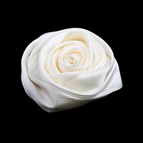 Gorgeous Satin Wedding Bridal Flower/ Corsage/ Headpiece