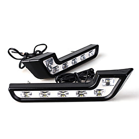 2 pcs High Power LED Daytime Running /Fog Light (Waterproof, Corrosion proof)