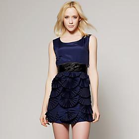 Vestido Azul Precioso