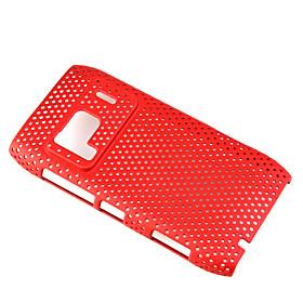 Mesh Hard Back Cover Case for Nokia N8 Color Random