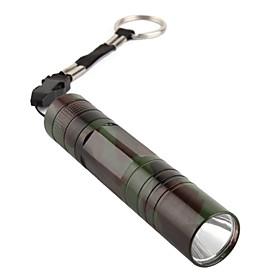 FX HX-G011 3W LED Camouflage Color Mini Flashlight 1XAA Black