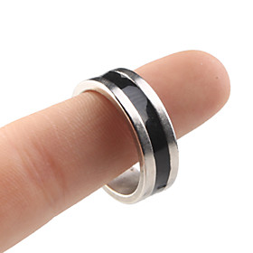 Rare-Earth RE Strongly Magnetic Ring (2.2cm Diameter)-Black